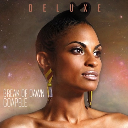 Goapele - Break of Dawn [Deluxe]