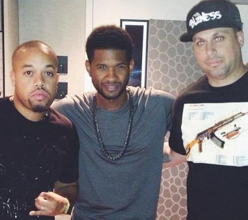 Usher-Tha Bizness