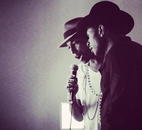 Usher - Pharrell