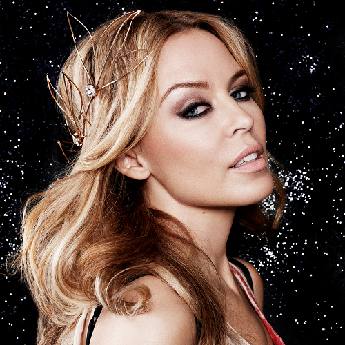 Kylie Minogue Confirms New Single Into The Blue Hamada