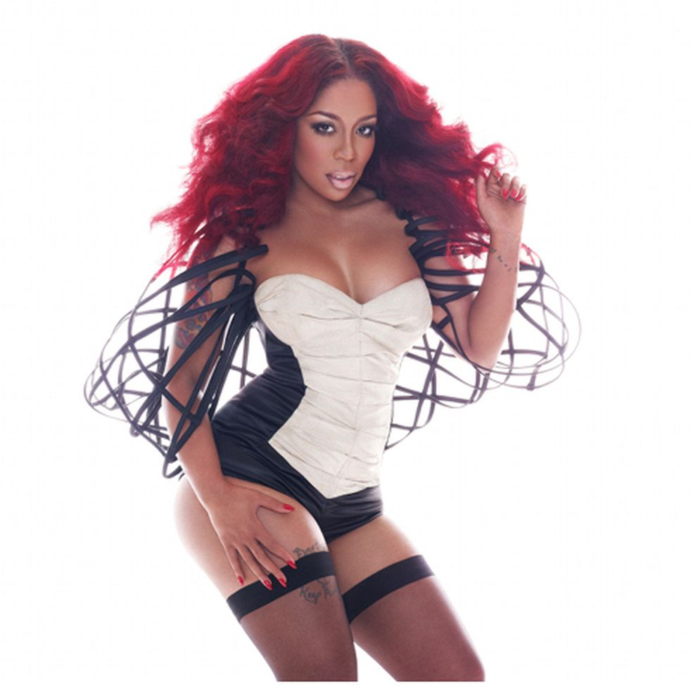 Hamada Mania Music Blog   Latest info on artists  songwriters    K.michelle Hairstyles 2014