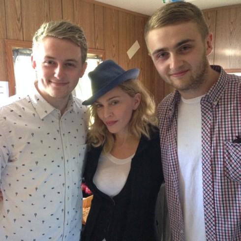 Madonna Disclosure