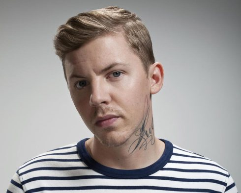 ProfessorGreen