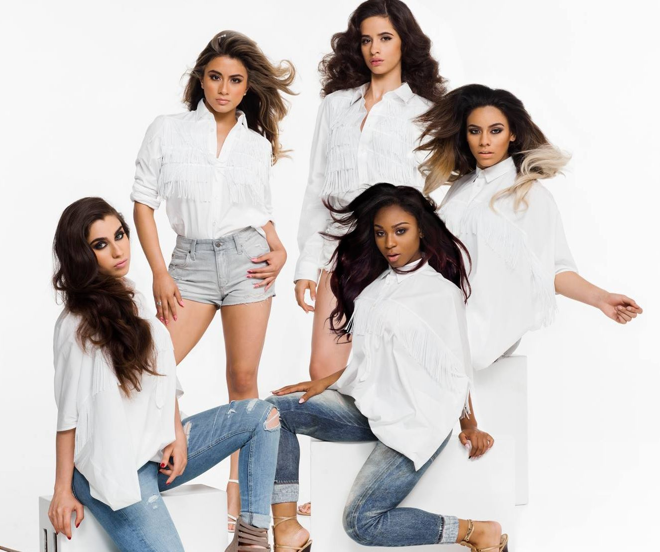 Sledgehammer Fifth Harmony Cover images