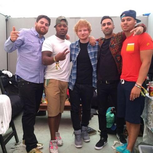 Ed Sheeran - Rudimental