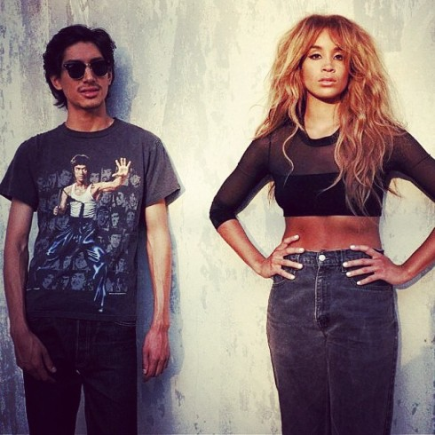"""lion babe dating Lion babe's label head is a woman – amanda ghost of outsiders music – and hervey is grateful for it the 50 best covers """"i'm lucky to be with a management company that has some females in it, because it is a rarity in this industry."""