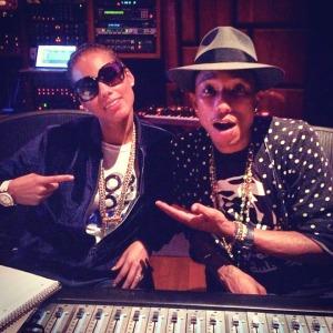 Pharrell - Alicia