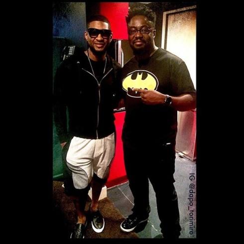 Usher - Dapo