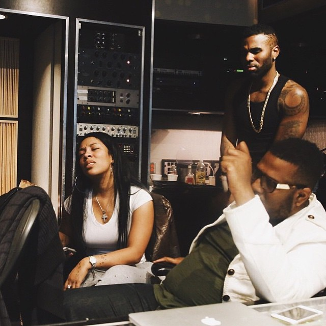 """Jason Derulo enlists K  Michelle for new song """"Love Like"""