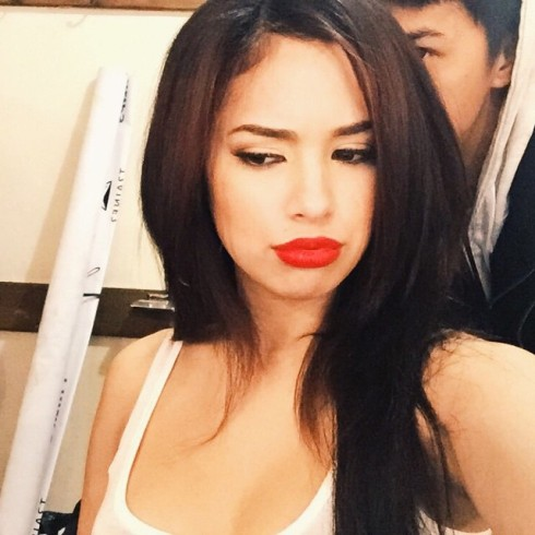 Jasmine V has worked with Dem Jointz for her upcoming debut album.