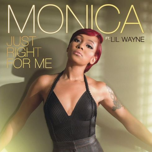 Monica - Just Right for Me