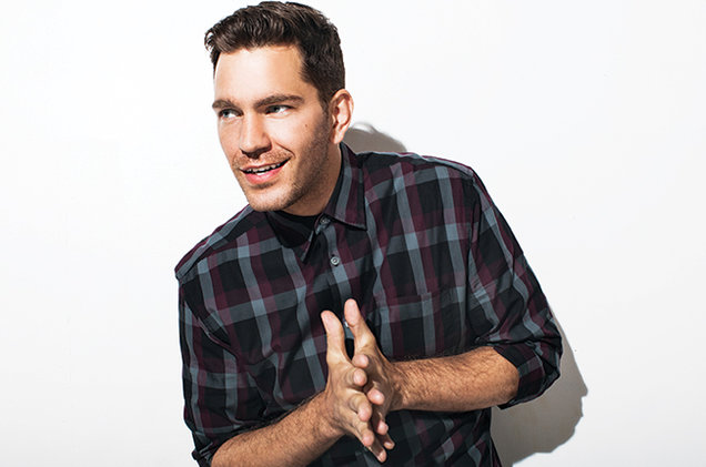 """Andy Grammer premieres music video for new single """"Fresh Eyes"""