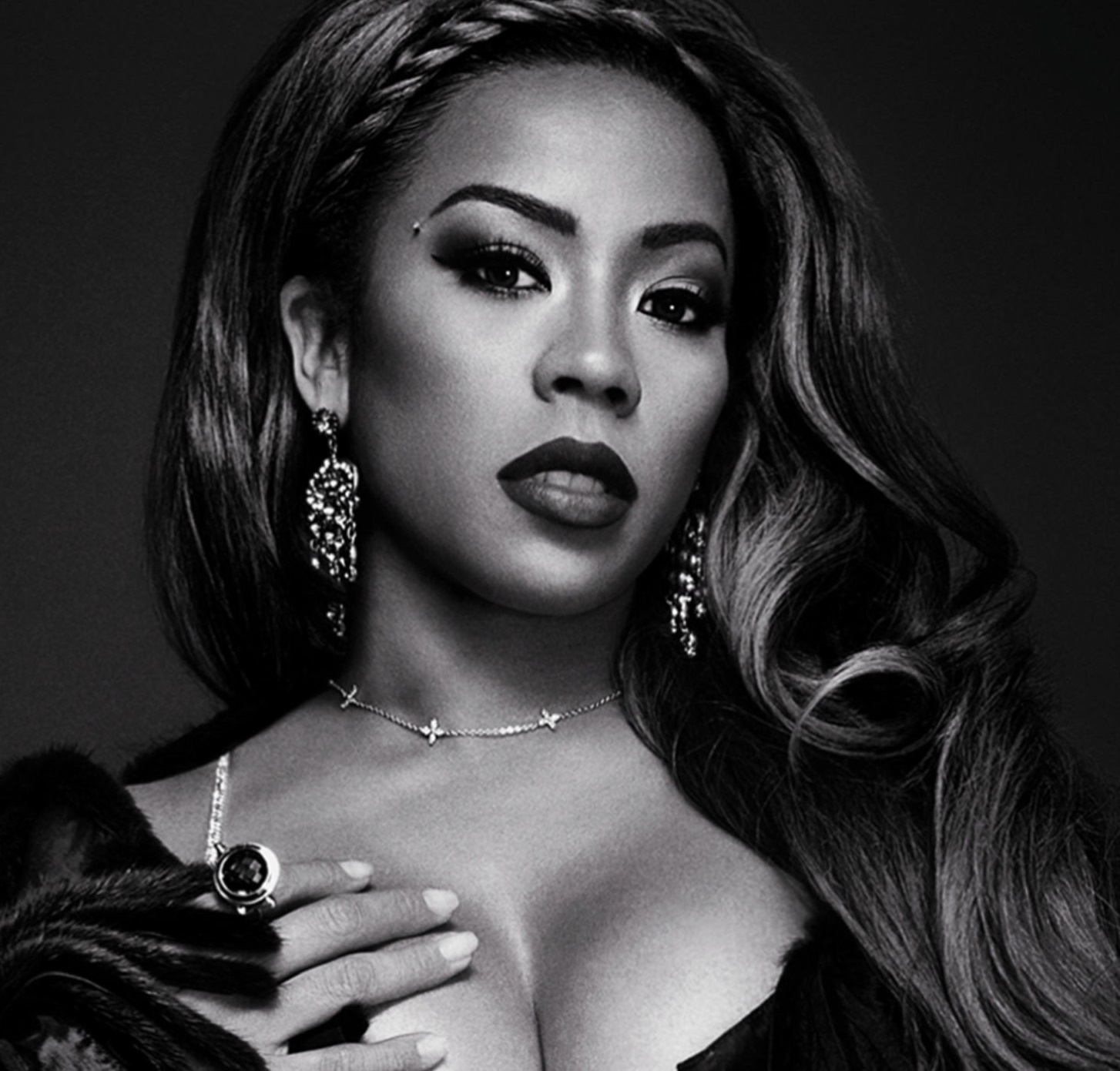 Keyshia Cole Talks New Album I Was Broken