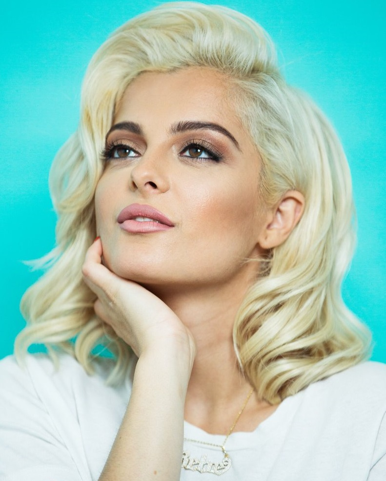 Bebe Rexha records new material with Asia Whiteacre, Jason ...