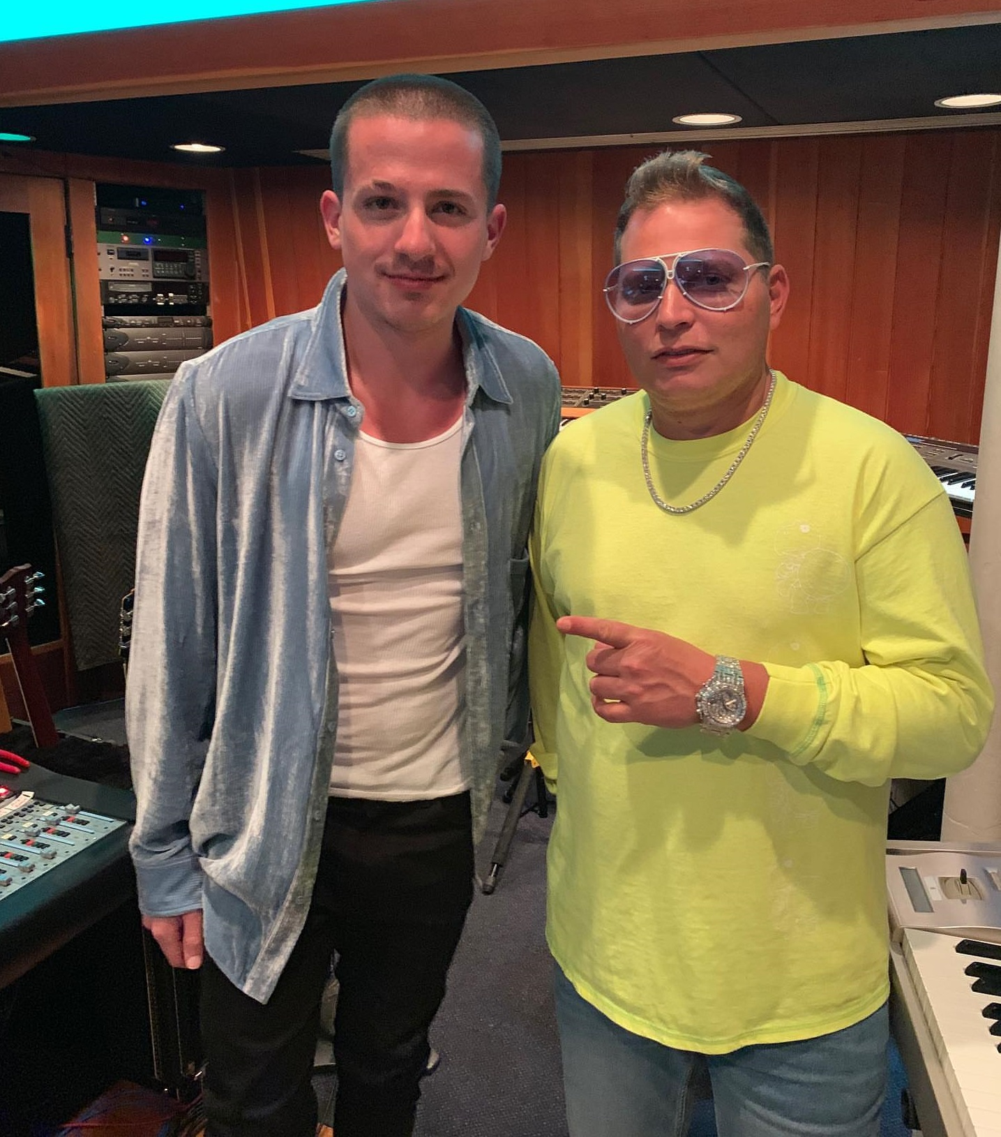 Scott Storch teases new collaboration with Charlie Puth